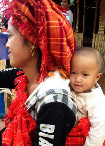 Portraits of Burma