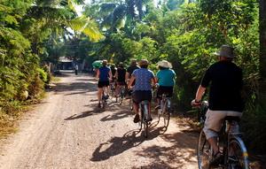 Village cycle tour