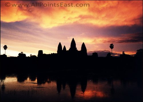 Sunrise at Angkor Wat - worth getting up for?