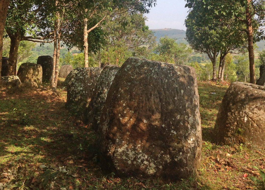 Laos, Plain of Jars