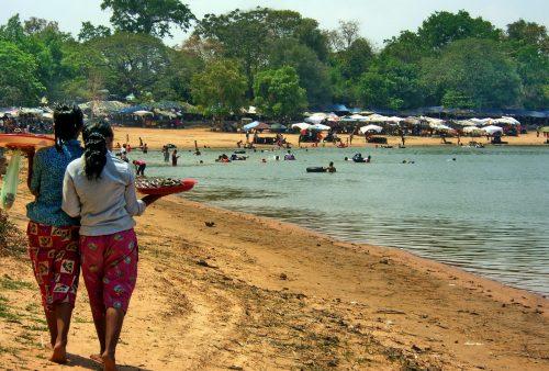 Cambodia, Siem Reap's Western Baray