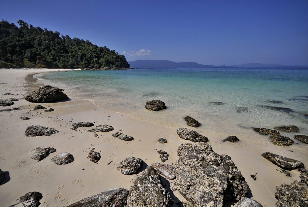 Burma, Myanmar, Mergui Archipelago