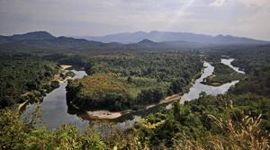 South Burma Myanmar tour, scenery near Ye
