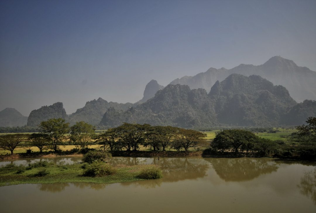 myanmar sites