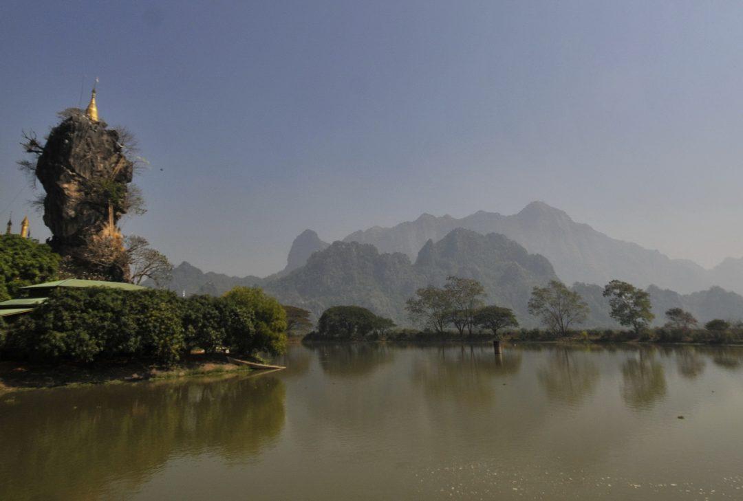 Burma (Myanmar) tour, Karen State