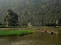 Ninh Binh boat trip