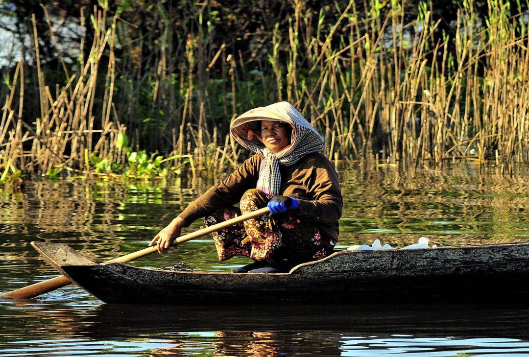 Cambodia tour, Sangkar River