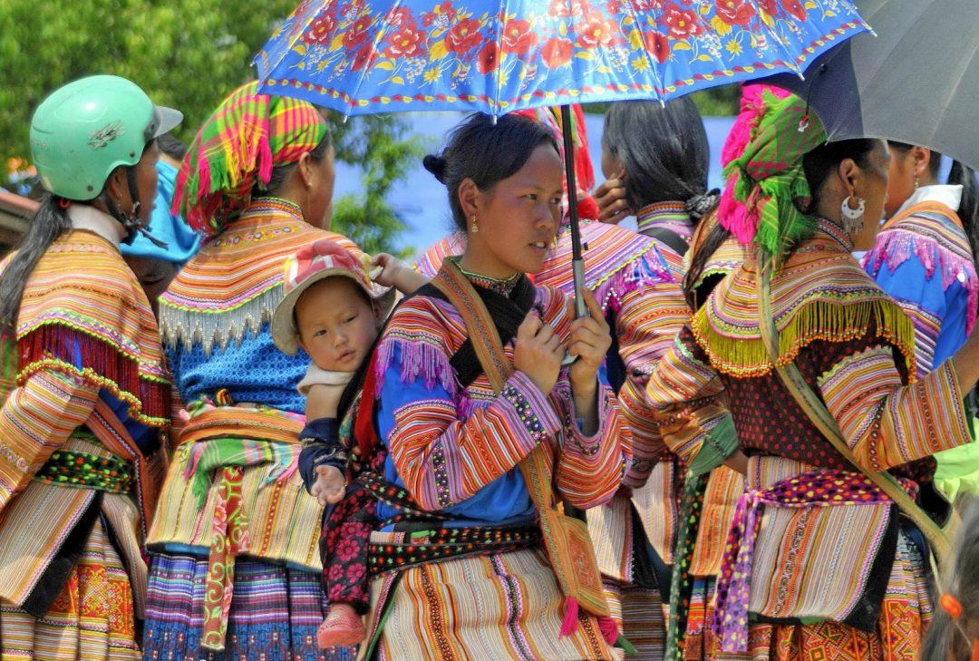 Vietnam, Bac Ha