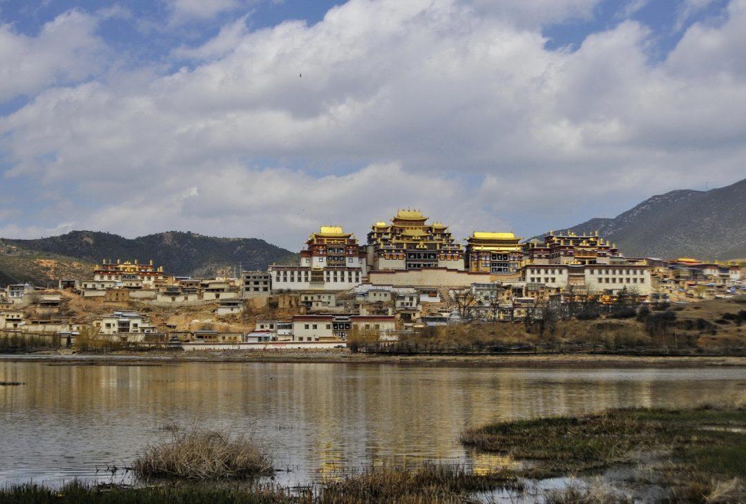 China, Ganden Suntseling Monastery