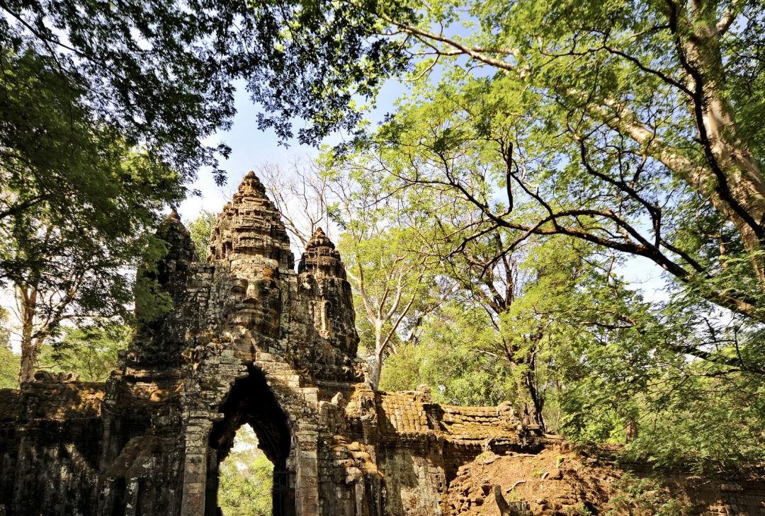 Vietnam and Cambodia tour, Angkor Tom