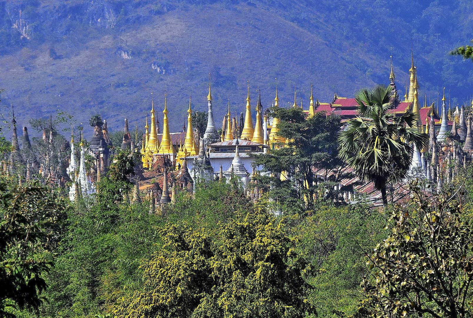 Burma, Myanmar, In Dein