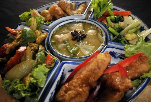Cambodia, local food