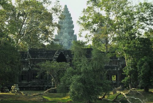 Cambodia, Laos and Cambodia tour, Angkor