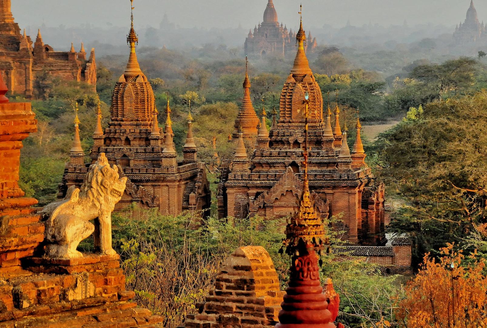 Burma (Myanmar), Bagan