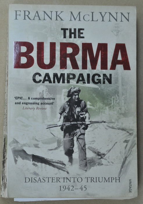 Burma some recommended reading