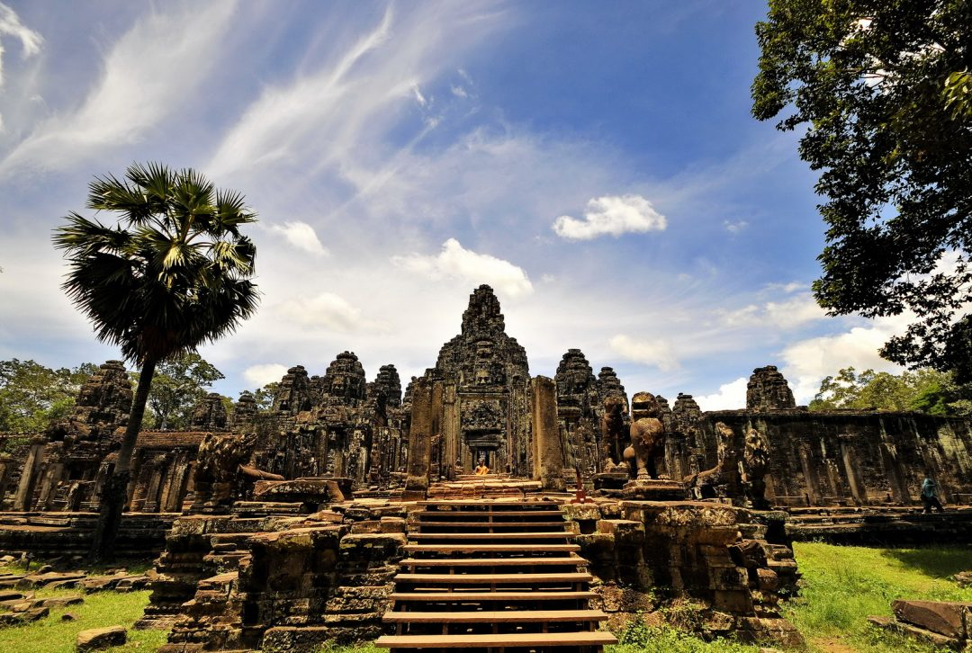 Cambodia tour, Bayon