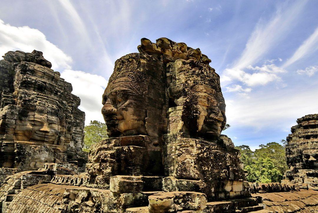 Cambodia overland, Prasart Bayon