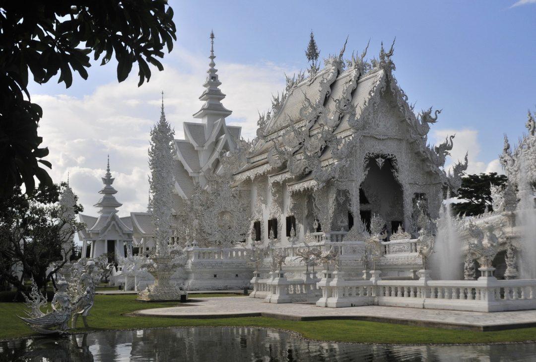 Thailand, Wat Rong Khun