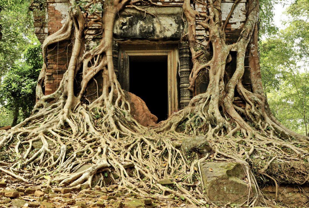 Cambodia, Koh Ker