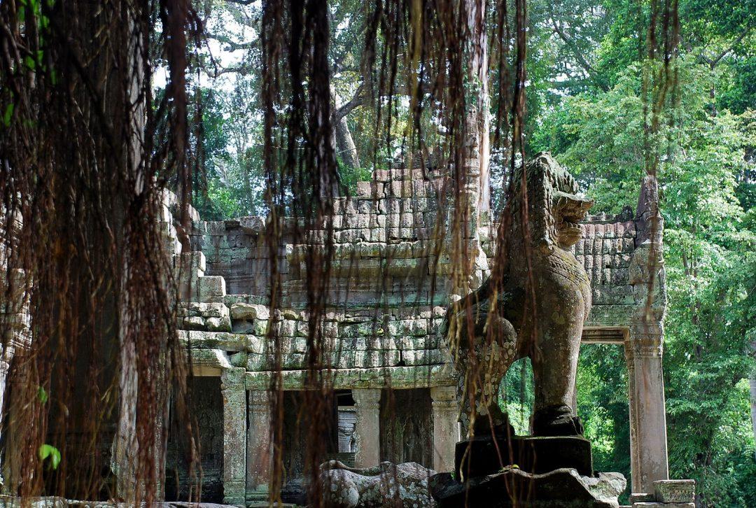 Cambodia, Preah Khan