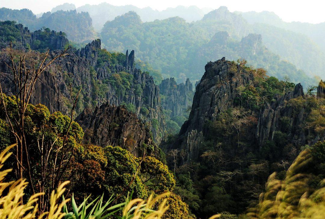 Laos, Hin Boun