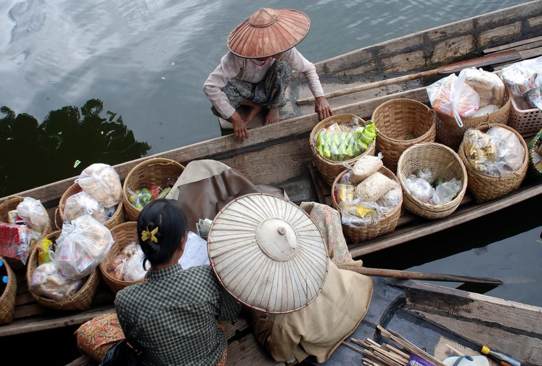 Burma, Myanmar, Lake Inle