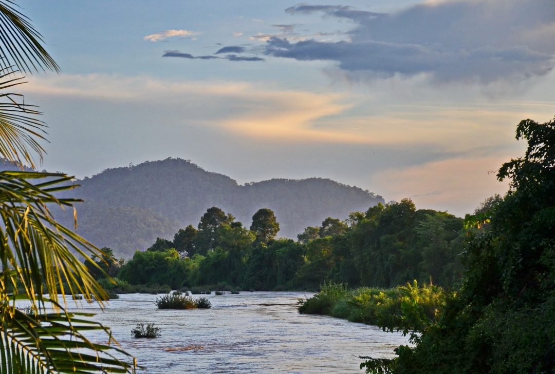 Laos, Mekong Adventure, Don Khone
