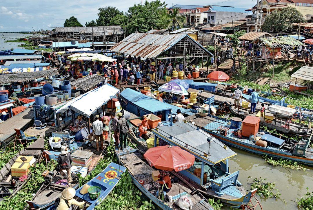 Cambodia, Kompong Chhnang