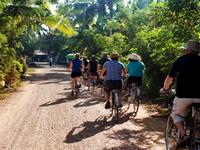 Cycle tour in Battambang
