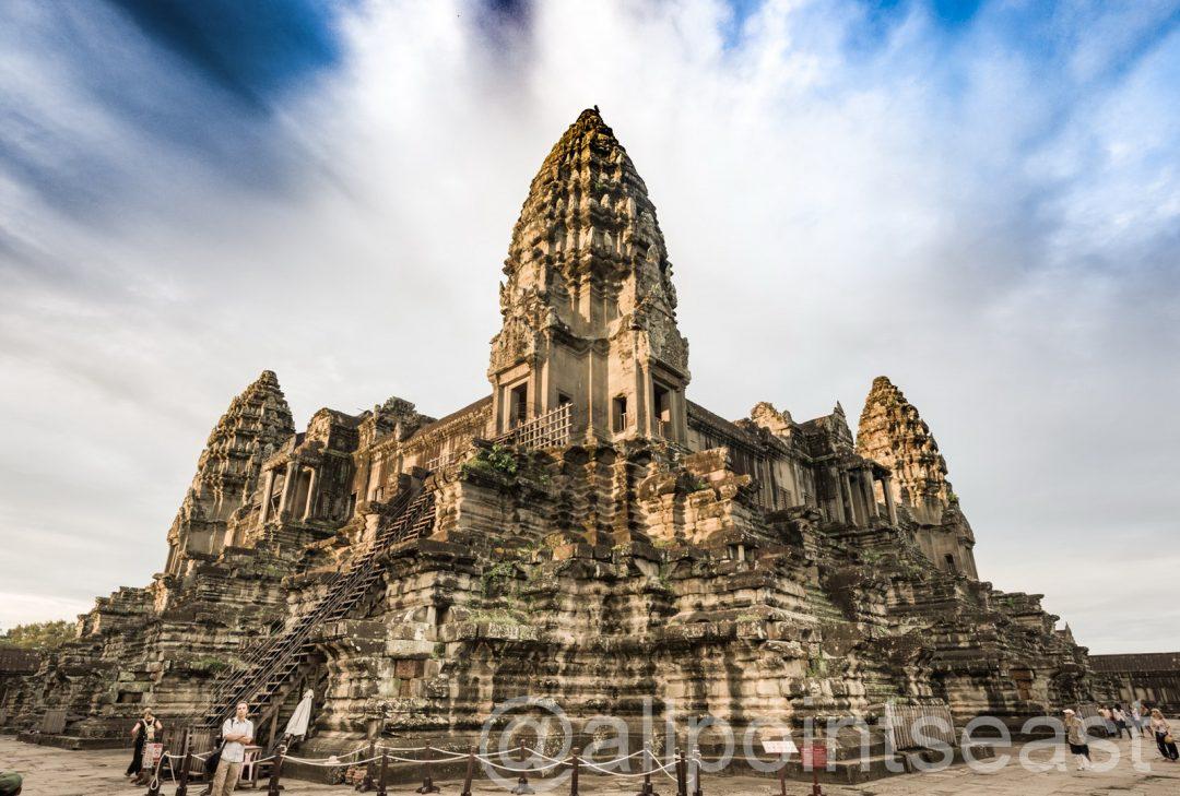 Cambodia, Angkor Wat by Jeff Perigois
