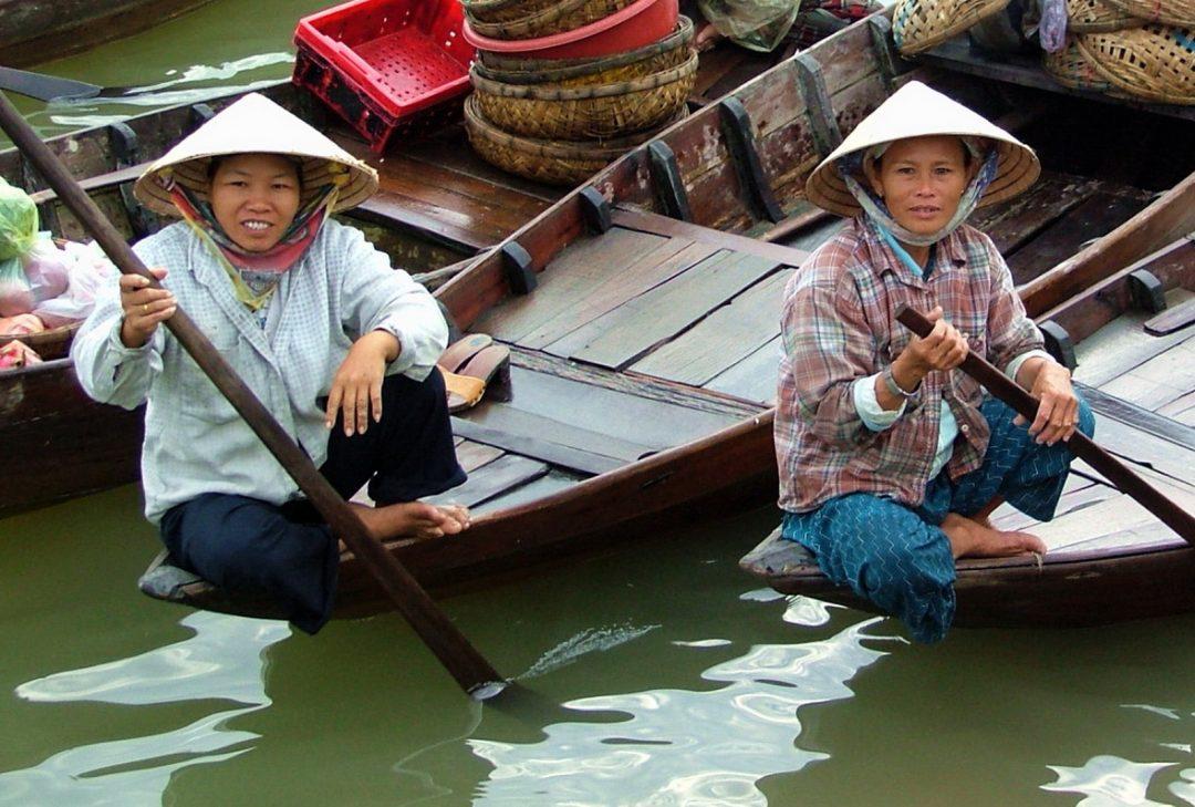 Vietnam, Saigon to Angkor, Mekong Delta boats