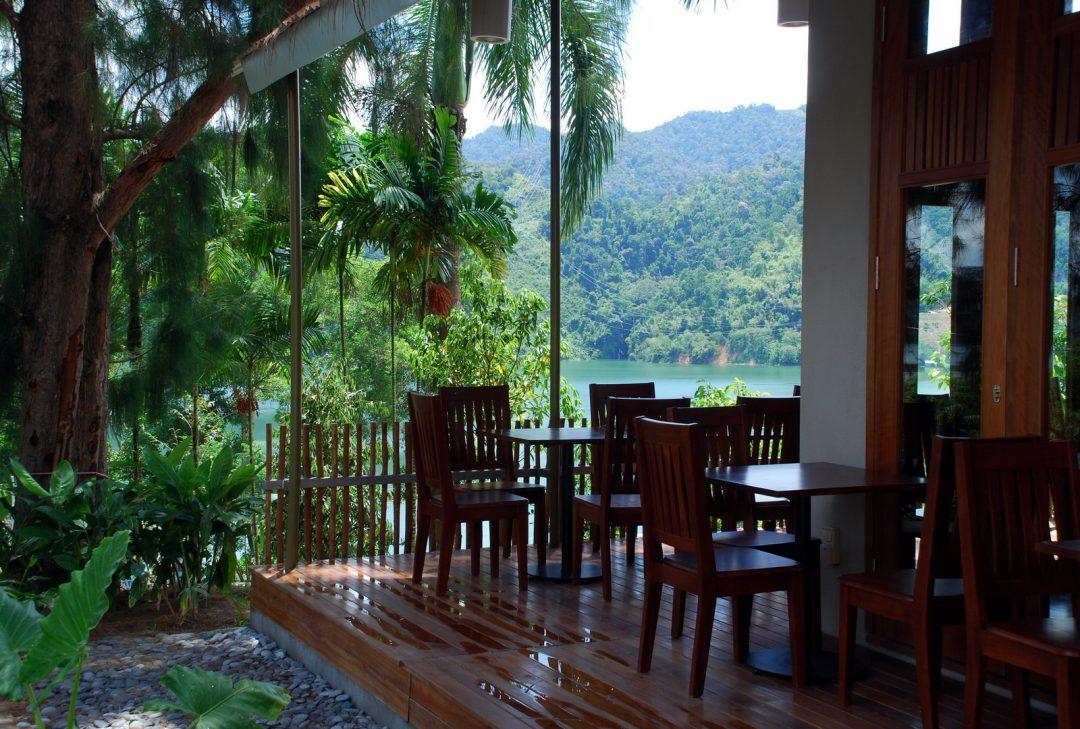 Malaysia, Belum Rainforest Resort, Banding