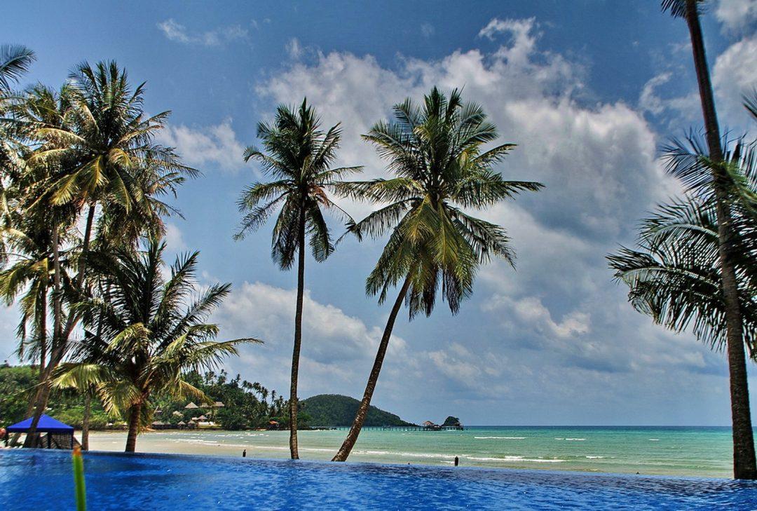 Thailand, Koh Mak Resort, Trat