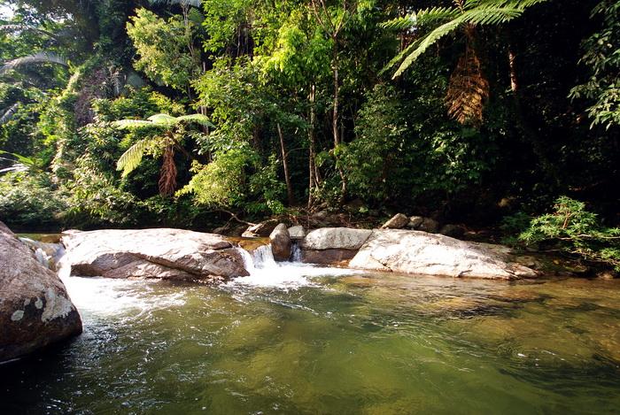 Promloke Waterfall