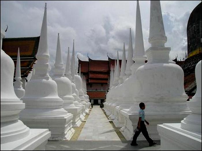 Wat Mahathat, Nakorn Sri Thammarat