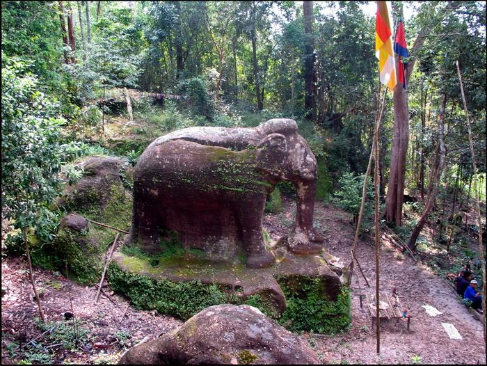 Cambodia World Heritage. Kulen
