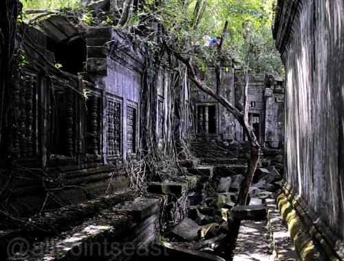 Beng Melea Temple, Cambodia