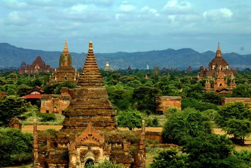 Burma - UNESCO World Heritage Sites