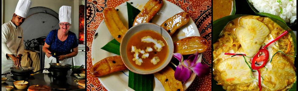 Khmer cookery class
