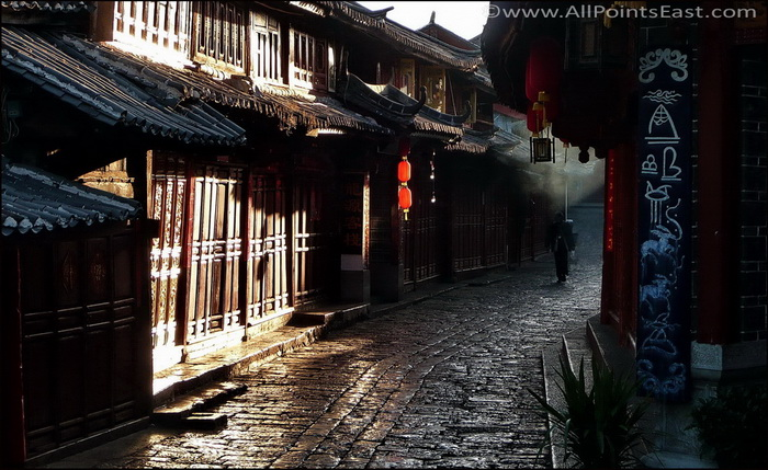 Early morning, Lijiang