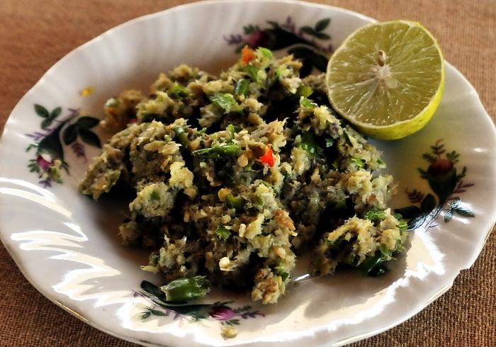Nga Tong - a classic side dish