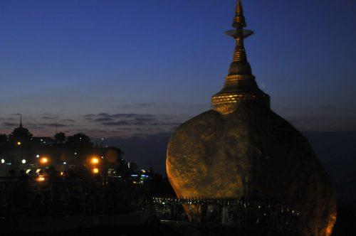 Mon and Karen States, Burma