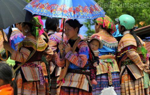 Bac Ha Market - Vietnam