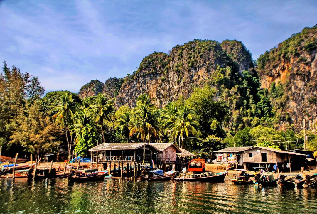 Thailand, Chao Mai