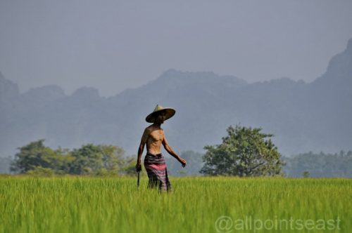 Hpa-An, Karen State; another little known, but superb Burma destination