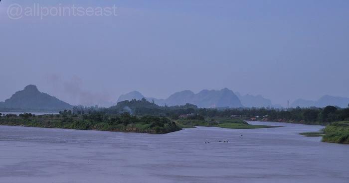 Downtown Hpa-An!