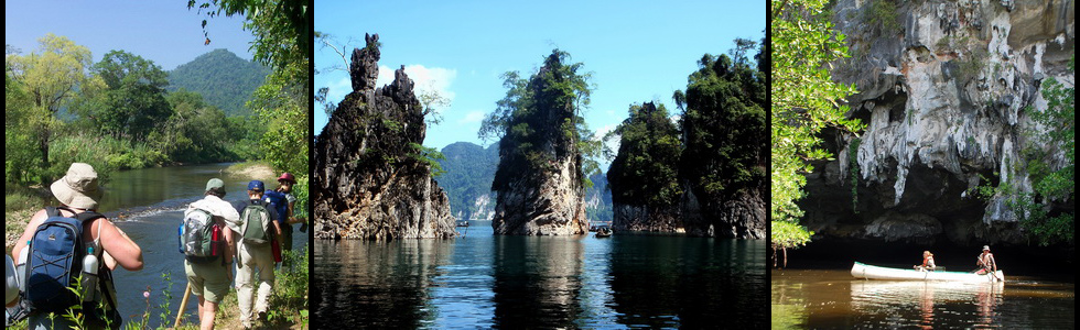 Thailand tour, 'Mountains and Rainforests'