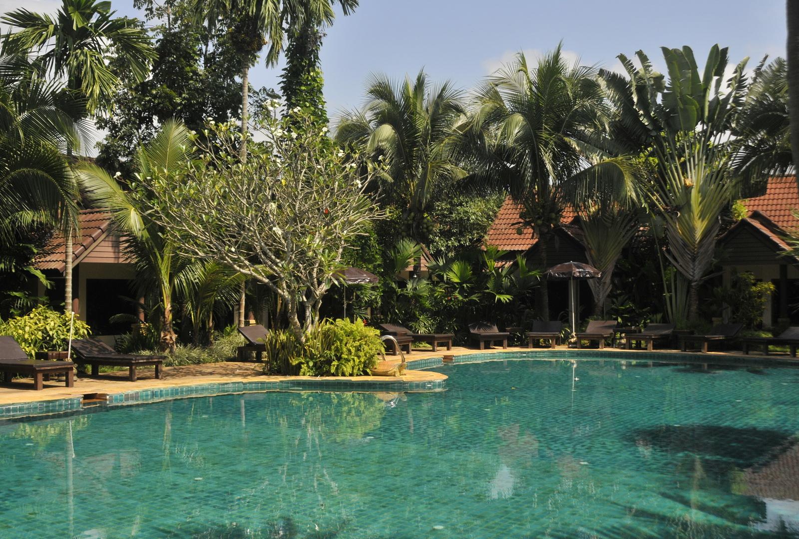 Thailand, Laluna Hotel, Chiang Rai