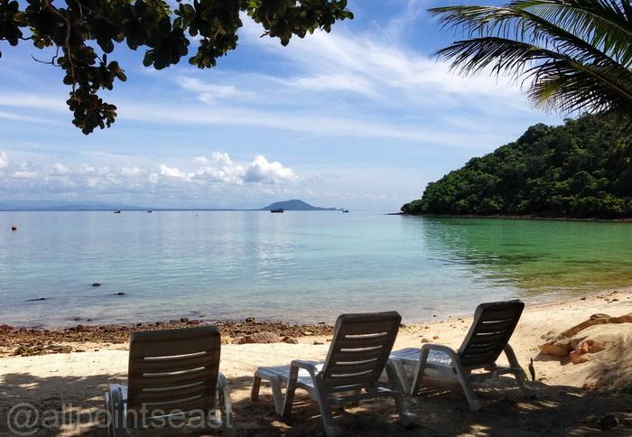 Pearl Bay, Koh Thalu