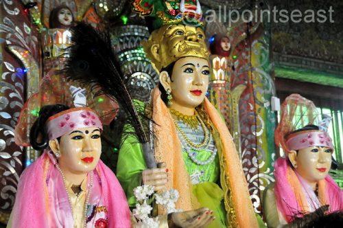 Burmese ghosts